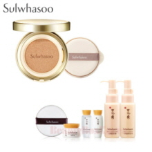 SULWHASOO Perfecting Cushion Set [Monthly Limited - August 2018]